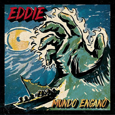 Banda Eddie CD Mundo Engano